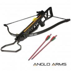 Anglo Arms Hornet 120Lb Aluminium Crossbow with 2 Aluminium Arrows