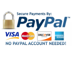 PayPal No Account Needed Banner & Link to Express Checkout